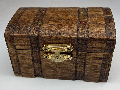 Commissioned Work: Treasure Chest