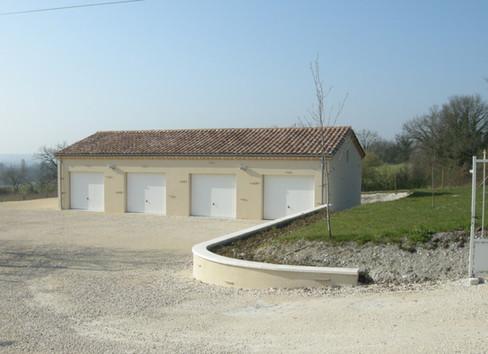 garage neuf