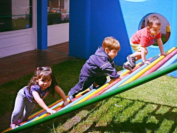 Conociendo Jardin infantil Cristiano estimulación temprana