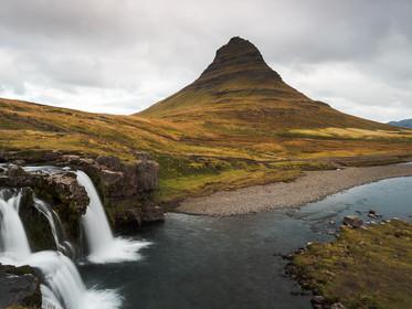 Kirkjufell mountain on the Snæfellsnes Peninsula, Iceland (DSC_4933)