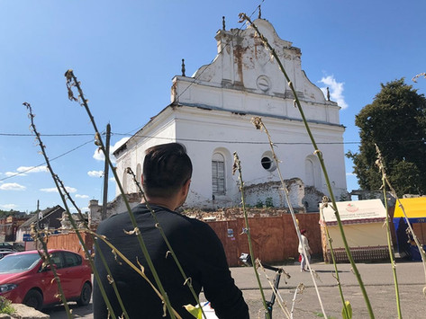 Slonim Great Synagogue: May 2021 update