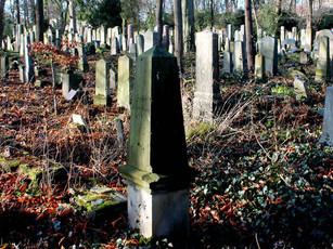 Protecting Jewish Cemeteries