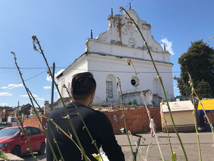Great Synagogue of Slonim project update