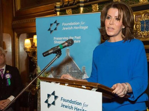"Natasha Kaplinsky calls for help to save ""crumbling last witness to history"""