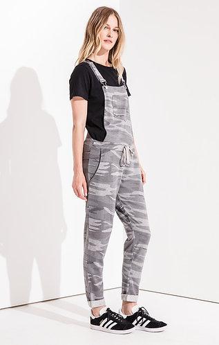 Grey Camo Overall
