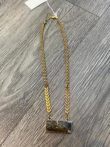 Labradonite necklace