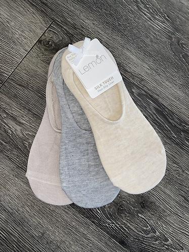 Silk Touch Non-Slip Sock
