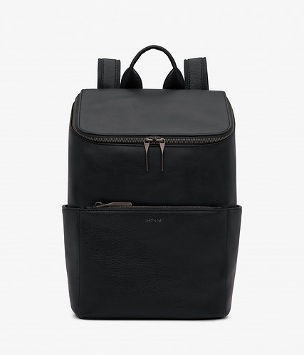 Brave back pack- black