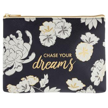 """""""Chase Your Dreams"""" Carry All Pouch"""
