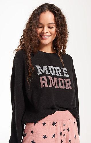 more amor soft sweate