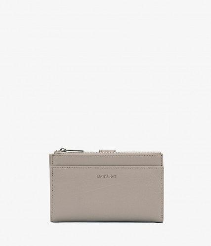Motiv small wallet- cement