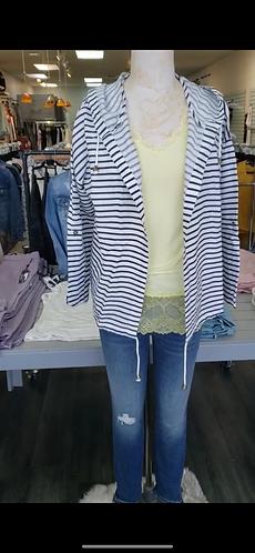 Charlie B striped jacket