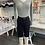 Thumbnail: Ultra soft high rise denim shorts