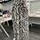 Thumbnail: Zebra dress with tie