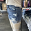 Thumbnail: Sneak peak high rise distressed denim shorts