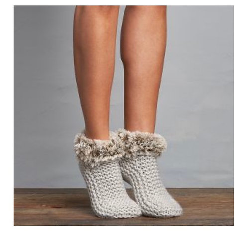 Lemon winter cabin cute boot