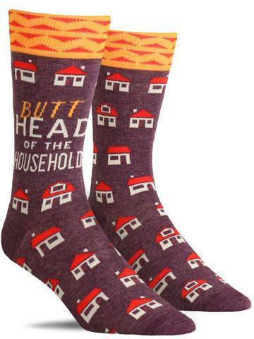 """Men's """"Butt head of the house hold"""""""