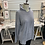 Thumbnail: Elena wang grey kangaroo hoodie