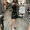 Thumbnail: Sadie and sage black leather dress