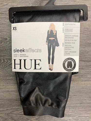 Leatherette High Rise Leggings