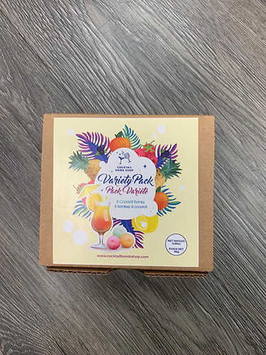 variety pack cocktail bombs