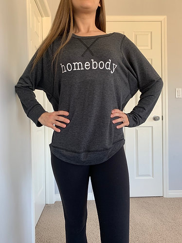 Homebody freeloader top