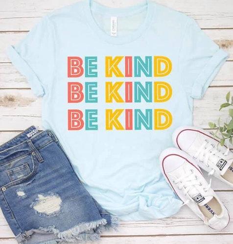 """Be Kind"" Blue"