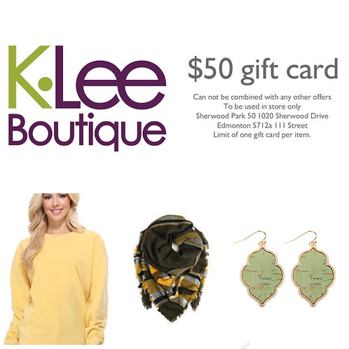 K-Lee October Bundle