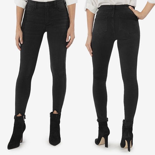 Kut Connie high rise fab jeans