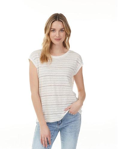 Charlie b striped t-shirt
