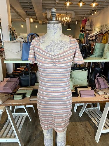 Striped sadie and sage dress