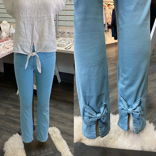 Charlie b blue  bow pants