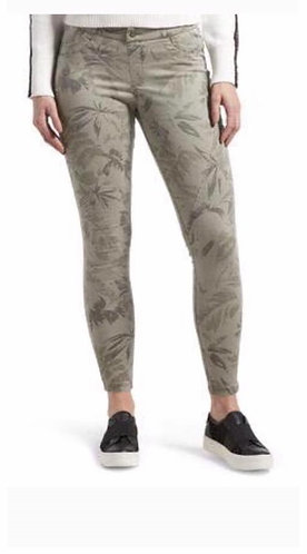 Hue Washed Twill Leggings