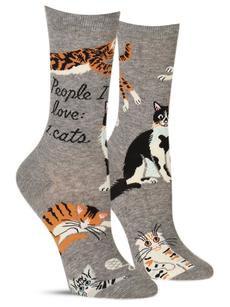 "Women's ""People I love: Cats"""