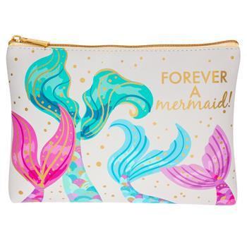 """""""Forever A Mermaid"""" Carry All Pouch"""