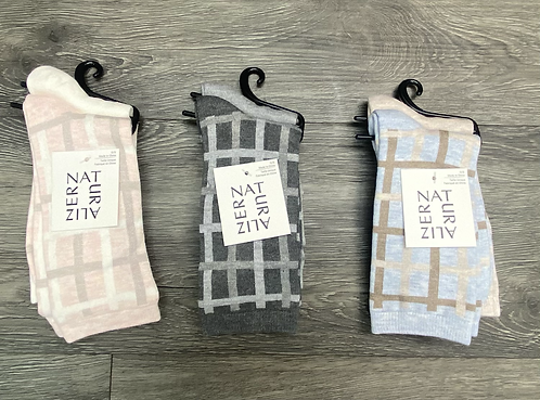 Naturalizer socks 2 pack