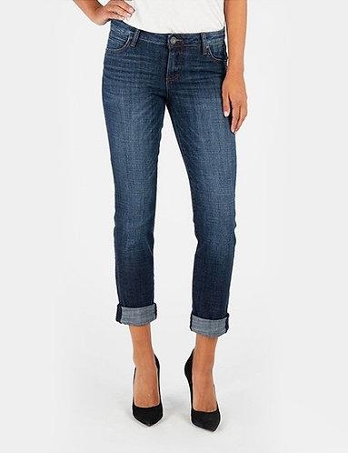 KUT Mid Rise Boyfriend Jeans