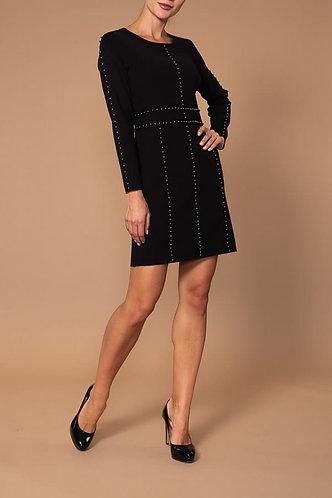 Elena Wang Studded Dress