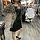 Thumbnail: Sadie and sage black leather dress
