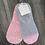 Thumbnail: Freckled Non-Slip Sock