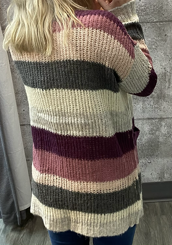 Charlie B multicolour cardigan