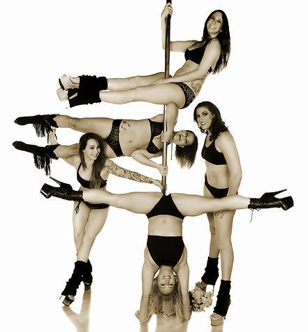 Buttercup Pole Dance Instructors