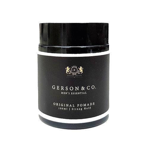Original Pomade - Gerson & Co