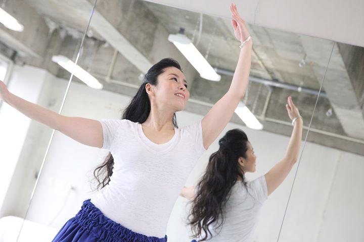 中野あゆみ先生フラダンス
