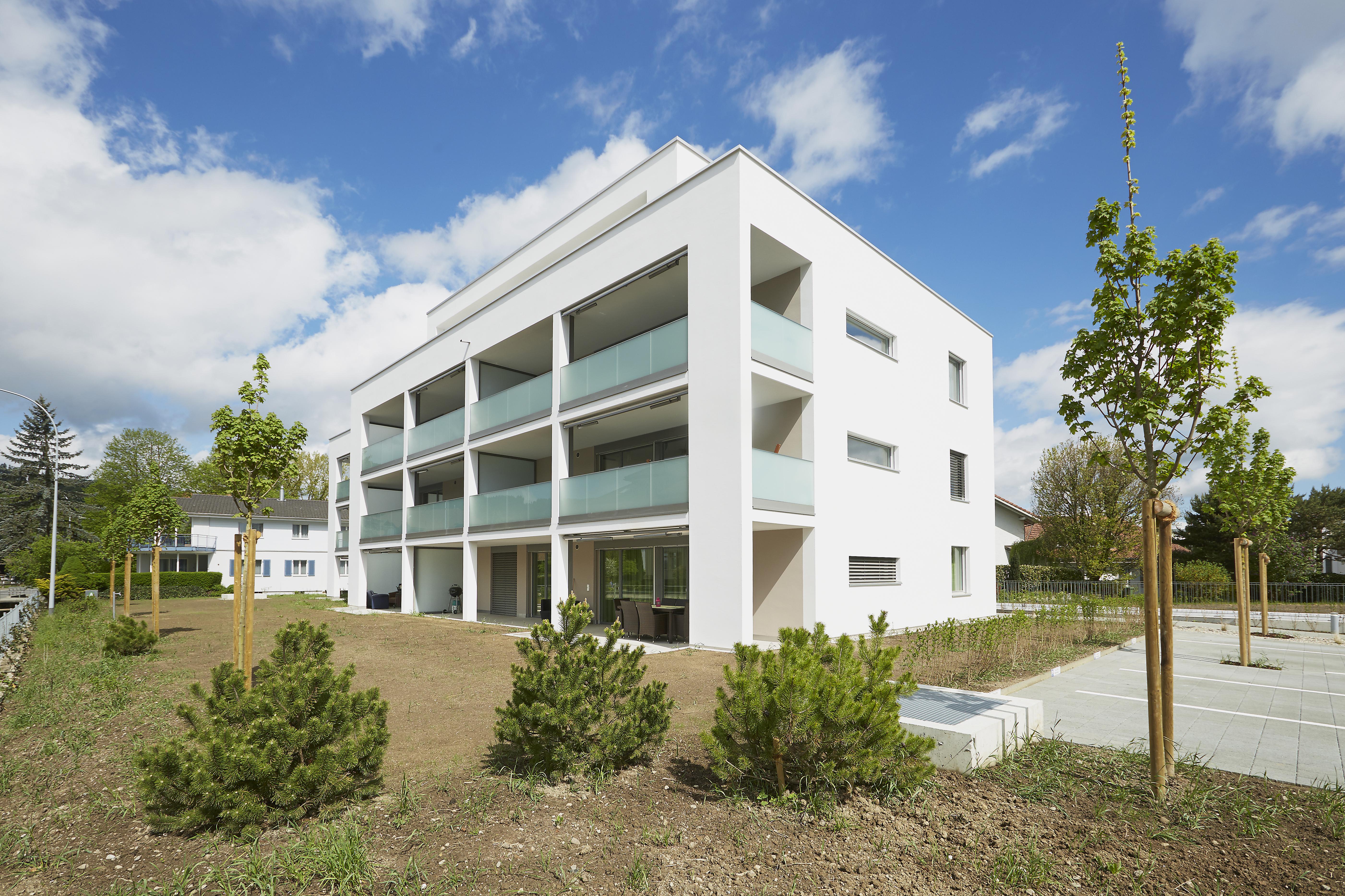 Neubau MFH Langnau