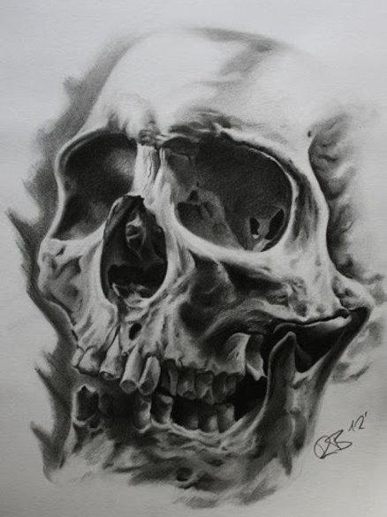 Ace's pick 01 Skull