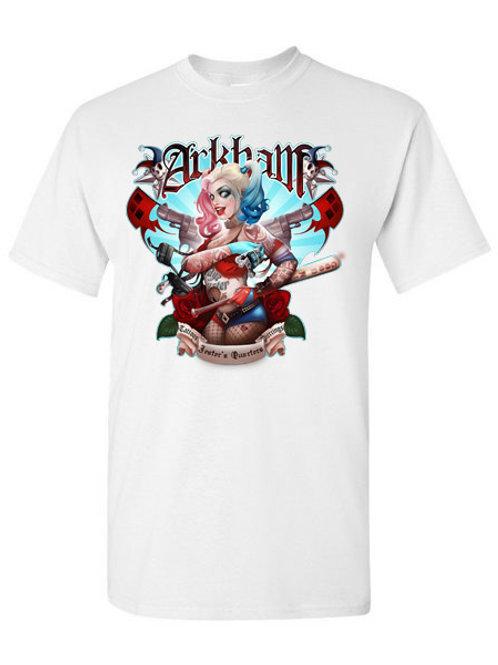 Jester's Harley Shirt