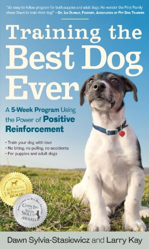 Portada del libro Training the best dog ever