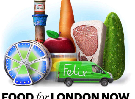 Food For London - Evening Standard piece