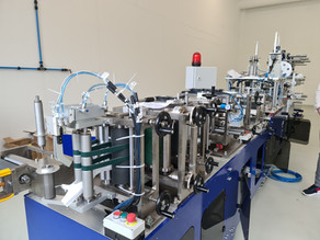 The production line for face mask to be built in Finland will soon be completed